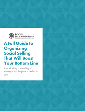 A Full Guide to Organizing Social Selling preview image