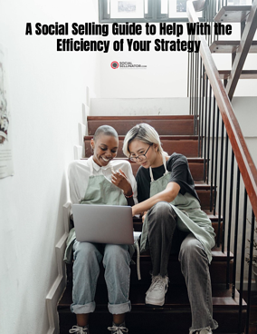 A social selling guide to help with efficiency preview image