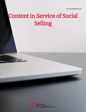 Content in service of social selling preview image