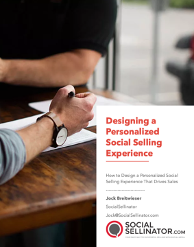Designing a personalized social selling experience preview image (1)