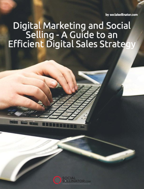 Digital Marketing and social selling preview image