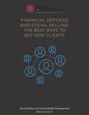 Financial Services and social Selling Preview Image