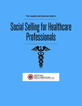 Social Selling Guide for Healthcare Professionals Preview Image