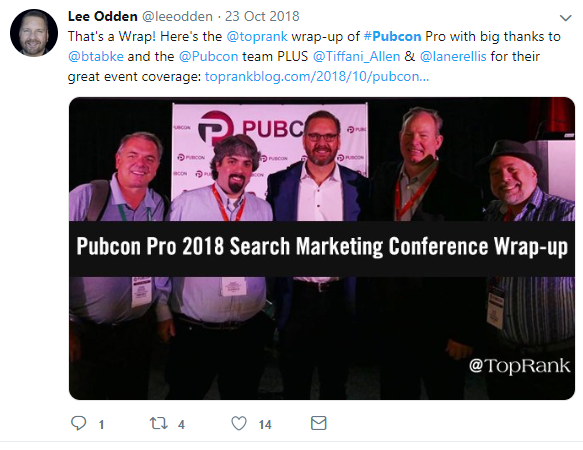 Pubcon Pro
