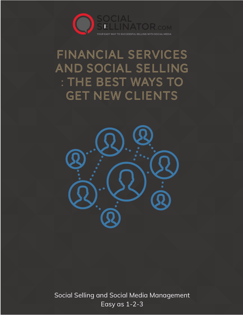 Financial Services and Social Selling